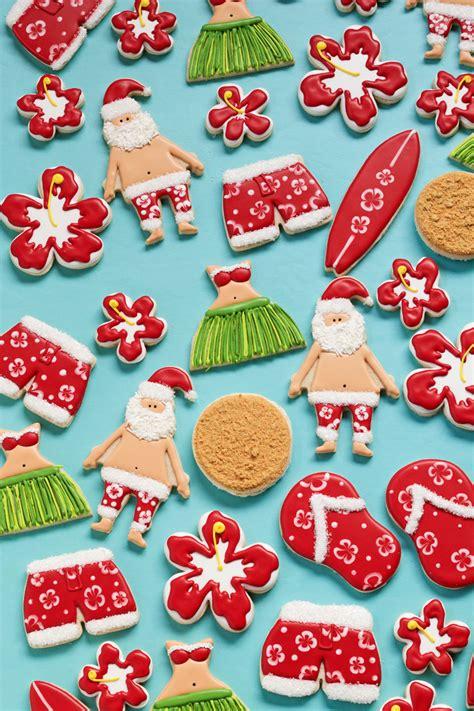 bing crosby hawaiian christmas how to make mele kalikimaka cookies with video the