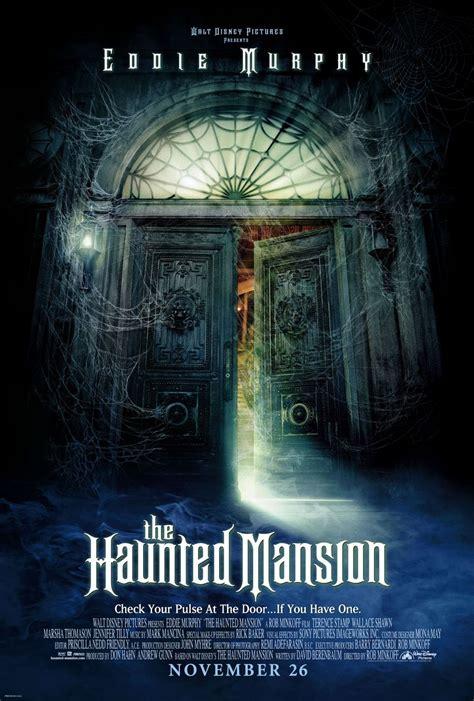 film fantasy halloween spooky scary cinema the haunted mansion 2003 adam