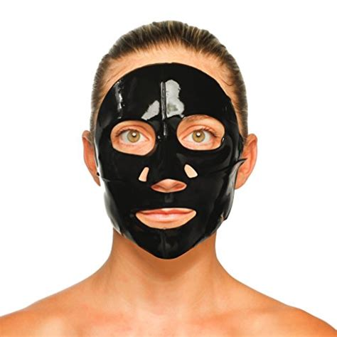 charcoal mask anti aging and cleansing mask and