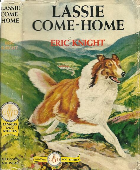eric knight s lassie come home wednesdays with dr joe