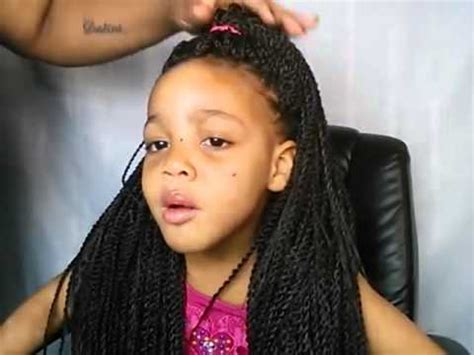 crochet braids | rope twist tutorial | protective youtube