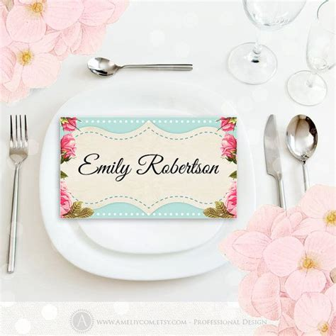 Wedding Place Cards Design Your Own by Best 25 Printable Place Cards Ideas On