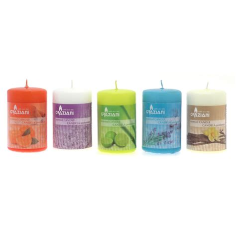 graziani candele scented candles cereria graziani