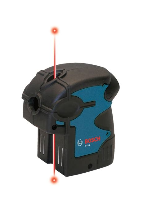 Plumb Reviews by Bosch 2 Point Self Leveling Plumb Laser Gpl2 Engineersupply