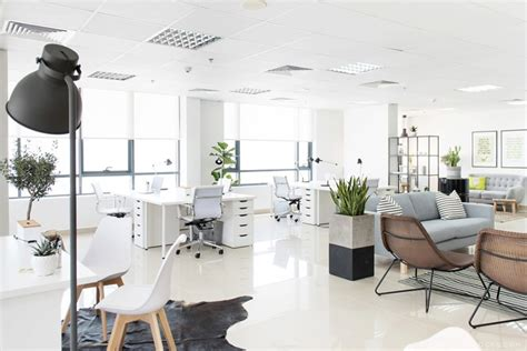 stylish office ideas for creating a stylish white office that will