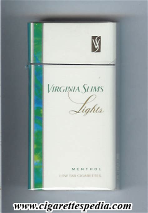Virginia Search By Name Virginia Slims Name By One Line Lights Menthol L 20 H New Design Usa