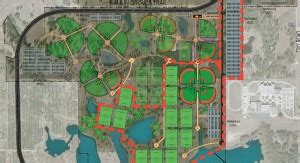 theme park feasibility study county plans horizon west sports complex windermere