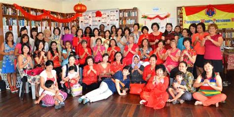 new year open house malaysia via open house borneopost borneo