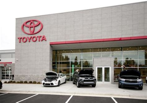 Toyota Dealers In Nc Mount Airy Toyota Mount Airy Nc 27030 2521 Car