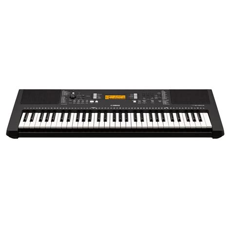 yamaha keyboard bench yamaha psr e363 portable keyboard with stand bench and