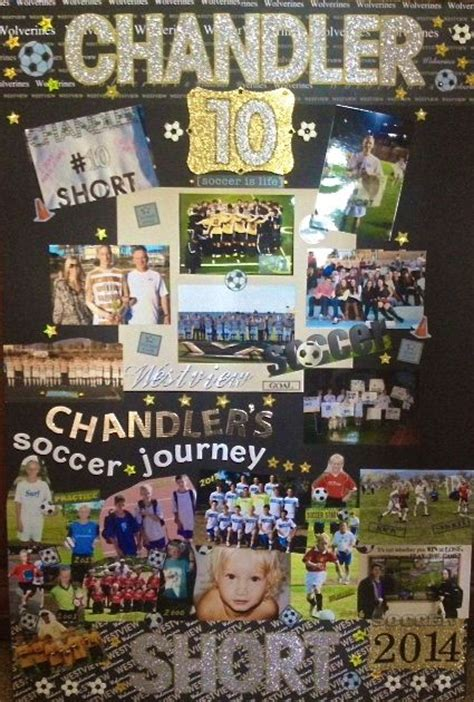 themes for senior presentation best 25 soccer banquet ideas on pinterest soccer