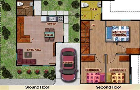 bungalow floor plan philippines joy studio design gallery  design