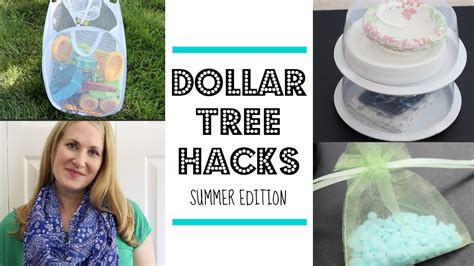 Dollar Tree Hacks by Dollar Tree Hacks Summer Edition My Crafts And Diy Projects