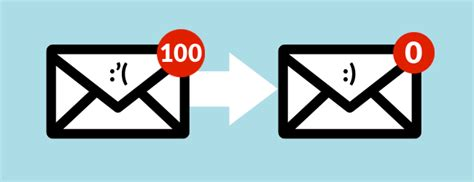 email zero don t be an email hoarder tips to maintaining inbox zero