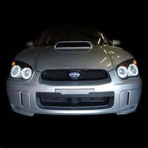 Subaru Lights Oracle Lighting 174 Subaru Wrx 2004 2005 Color Dual Halo