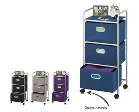 12 drawer rolling cart aldi aldi us easy home 3 drawer storage cart