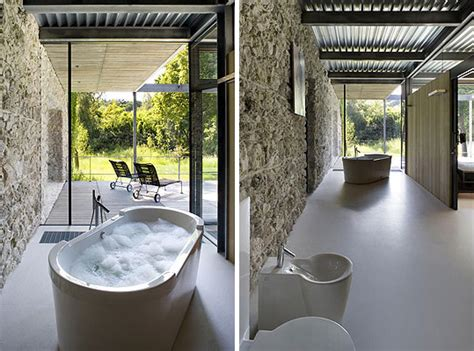 luxury glass house in poland by pcko architects digsdigs