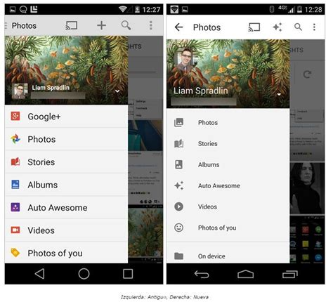 descargar imagenes google android google fotos android l colombia android