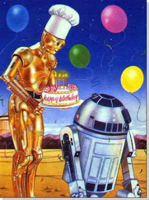 imagenes happy birthday star wars pierde el tiempo aqu 237 postal 161 feliz cumplea 241 os star wars