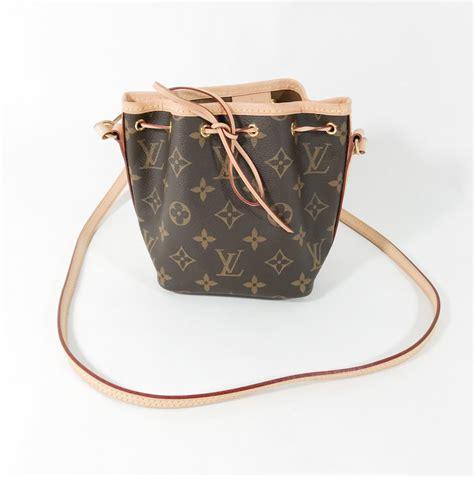 louis vuitton nano noe monogram canvas lyxense