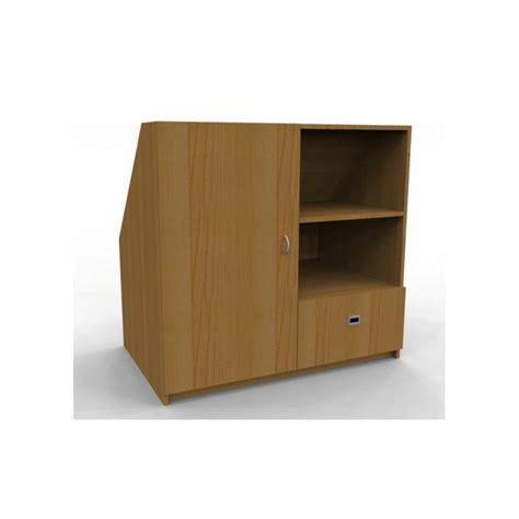 tiroir placard meuble de rangement sous combles sur mesure