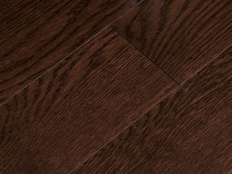 dark chocolate signature oak flooring coswick hardwood floors