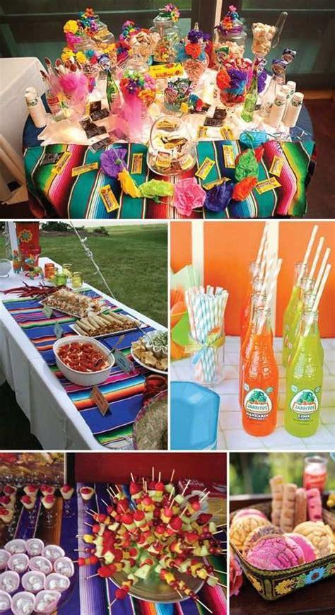 Kitchen Snack Bar Ideas by 31 Im 225 Genes E Ideas Para La Decoraci 243 N De Fiestas Mexicanas