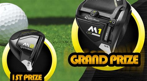 Free Golf Clubs Giveaway 2017 - enter to win a free taylormade 2017 m1 driver or m2 fairway wood golf blog
