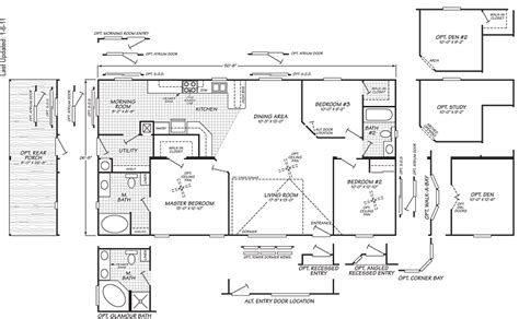 modular homes floor plans and prices modern modular home