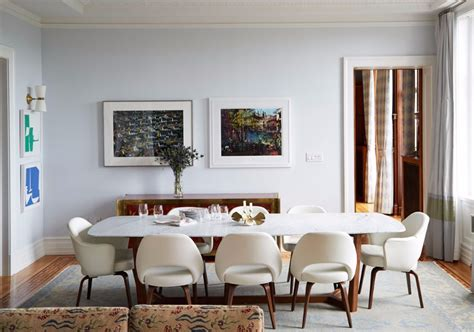 stunning dining areas designed  peter marino