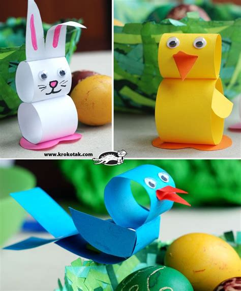 Paper Animal Crafts - 18 easy paper crafts for you ll want to make