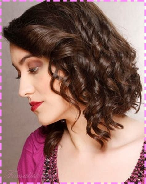 Model Rambut Keriting by Model Rambut Keriting Pendek Cantik Dan Mempesona Rambut