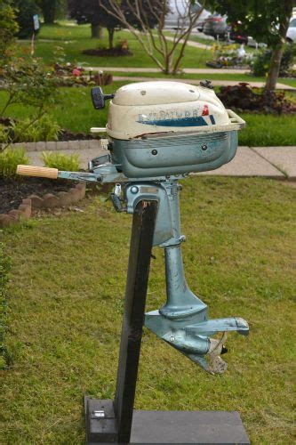 outboard motors for sale maryland purchase johnson lightwin 3hp outboard motor running