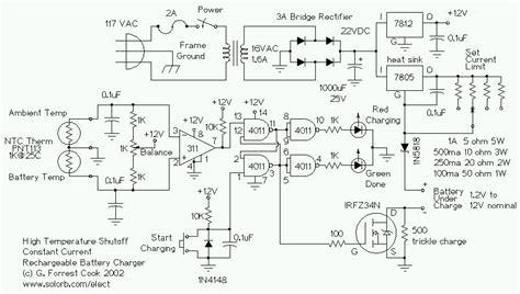Battery Charger Kit Du Pan 04 1 jj rog 81 nicad battery charger