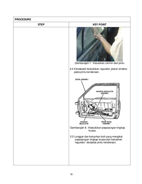 Power Window Yoko 4 Pintu 9 power window