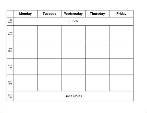 Bi Weekly Calendar Template Free – Free Blank Calendar Templates Smartsheet   Printable
