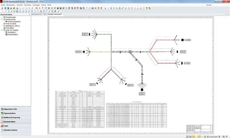 wire harness drawing wiring diagram with description