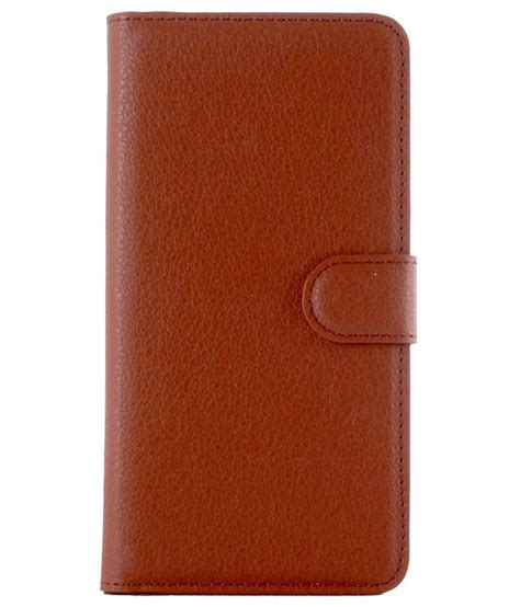 Samsung A7 2016 Cover Blue Moon Flip Brown Goospery excelsior wallet flip cover for samsung galaxy a7 2016 edition brown flip covers at