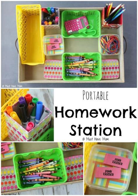kids homework station 17 best ideas about kids homework station on pinterest