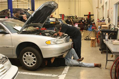 Auto Machenic by Auto Mechanics Technology Hutchinson Community College