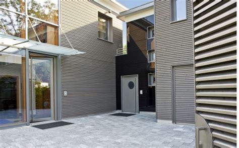 moderner eingangsbereich moderner eingangsbereich vom luxushaus tessin baufritz