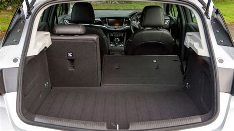 opel astra trunk vauxhall astra hatchback practicality boot space carbuyer