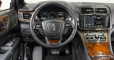 2017 lincoln continental interior all new 2017 lincoln continental luxury sedan consumer