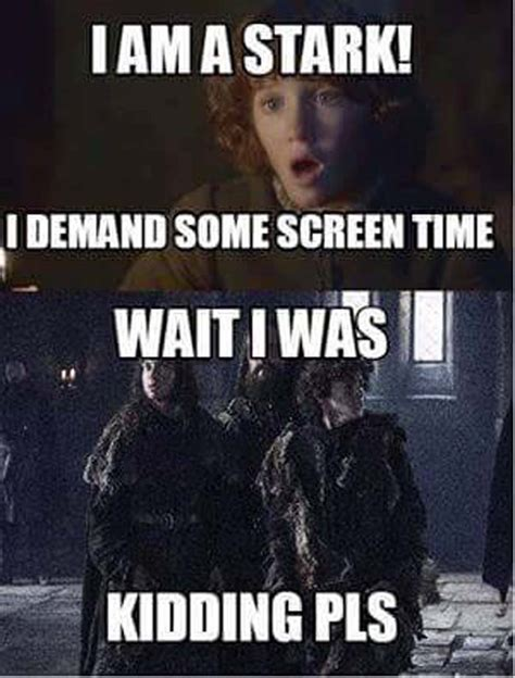 Game 6 Memes - funniest memes from game of thrones season 6 episode 3