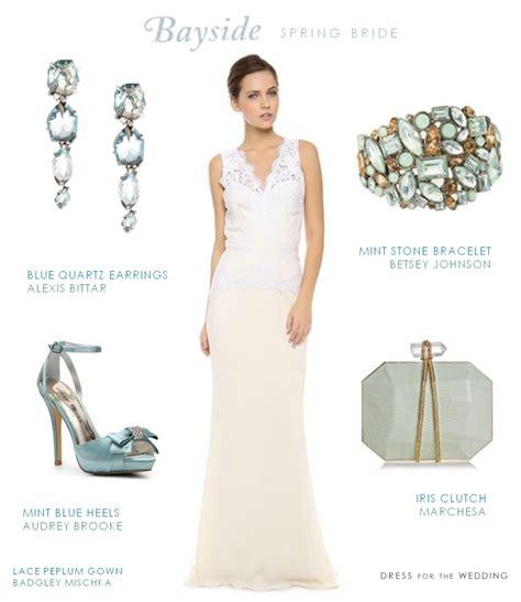 wedding dress with keyhole back and light