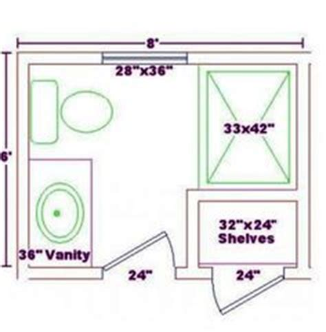 small bathroom layout with shower only 5ft x 8ft standard small bathroom floor plan with shower