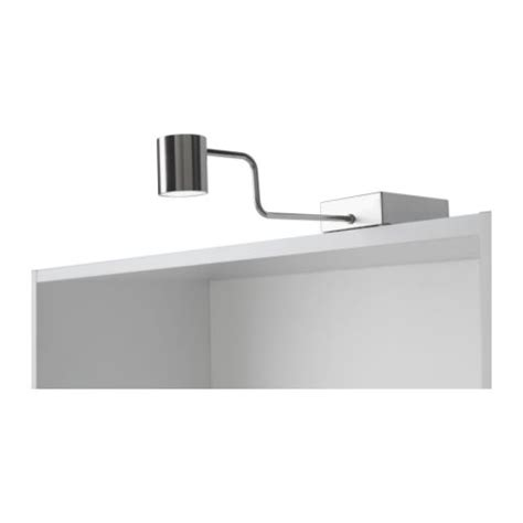 Ikea Kitchen Lighting Fixtures Ikea Grundtal Cabinet Lighting Stainless Steel Ebay
