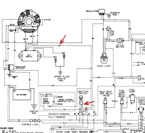 wiring diagram for 2001 polaris sportsman 90 2001 polaris