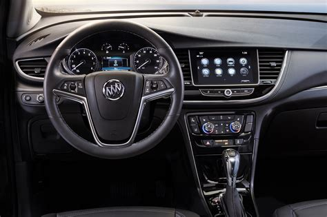 Buick Encore Interior Pictures by 2017 Buick Encore Revealed Gm Authority
