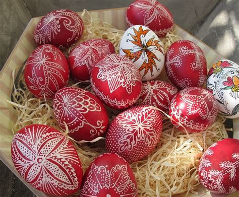how to make easter eggs spectacular easter eggs craft ukrainian eggs decorating